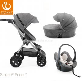 Stokke - Scoot Trio Izigo