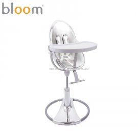 Bloom - Fresco Chrome Silver