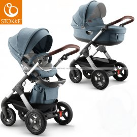 Stokke - Stokke® Trailz Nordic Blue Exclusive Edition