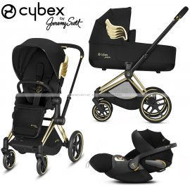 Cybex - Priam Trio Wings By Jeremy Scott