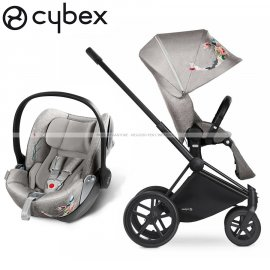 Cybex - Priam Lux Duo Koi Collection