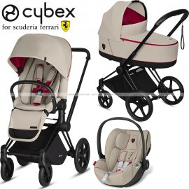 Cybex - Priam Trio Scuderia Ferrari + Cloud Z
