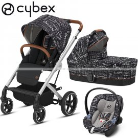Cybex - Balios S Trio Fashion Gold