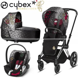 Cybex - Priam Lux Trio Rebellious