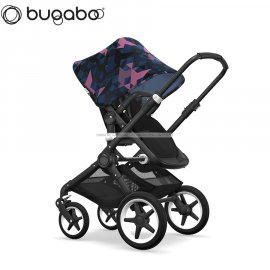 Bugaboo - Fox Passeggino Black