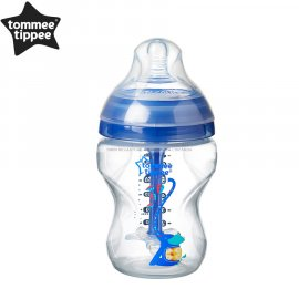 Tommee Tippee - Biberon Anticolica 260 Ml Decorato