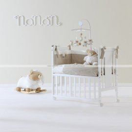 Nanan - Tato Mini-Me Lettino Co-Sleeping Completo