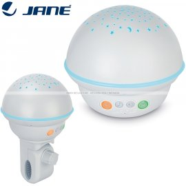 Jane' - Proiettore Glow Musical Projector