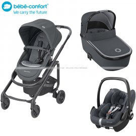 Bebe Confort - Lila Sp Trio Oria Pebble Pro