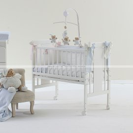 Nanan - Puccio Mini-Me Lettino Co-Sleeping Completo