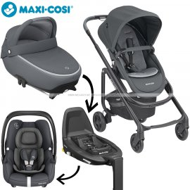 Maxi Cosi - Lila Sp Trio 2021 Jade Tinca Family Fix 3