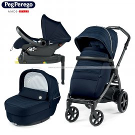 Peg Perego - Book Lounge Modular Trio 2021 Con Base