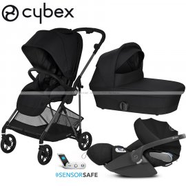 Cybex - Melio Carbon Trio Con Cloud Z Sensorsafe