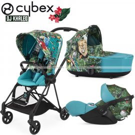 Cybex - Mios Trio We The Best By Dj Khaled