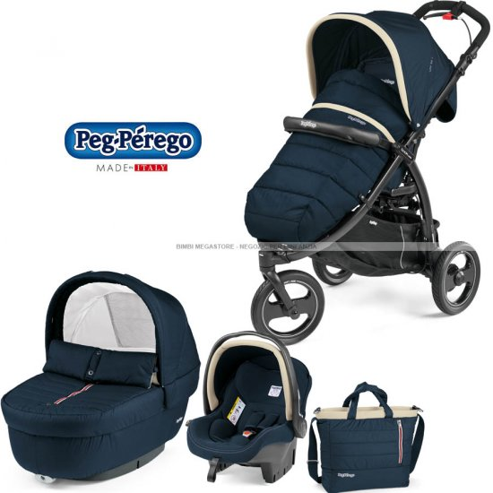 Peg Perego - Trio Book Cross Modular 2018