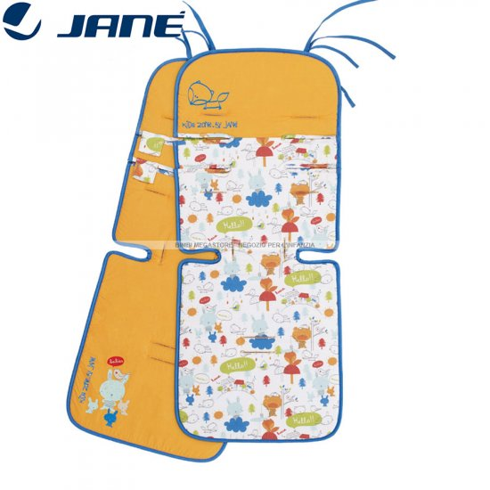 Jane' - Mattress Pad Materassino Universale