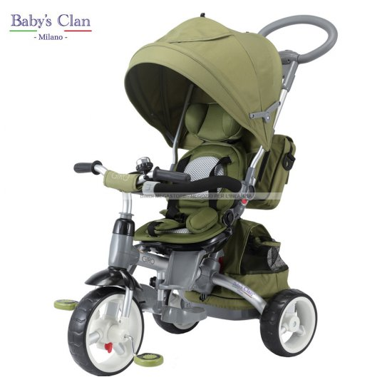 Baby's Clan - Triciclo Giro 360° 6 In 1