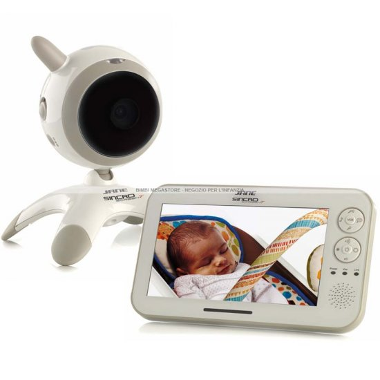 Jane - Baby Monitor Sincro Vision Screen 7