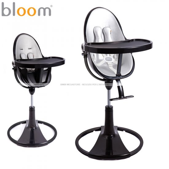Bloom - Fresco Chrome Black