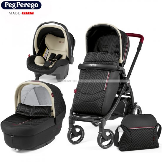 Peg Perego - Trio New Book Modular Fiat 500