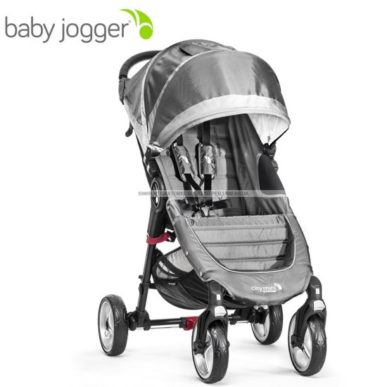 Baby Jogger - City Mini 4 Passeggino