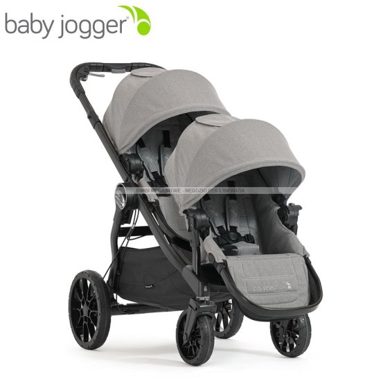 Baby Jogger - City Select Lux Passeggino Gemellare