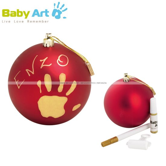Baby Art - Christmas Ball Mat