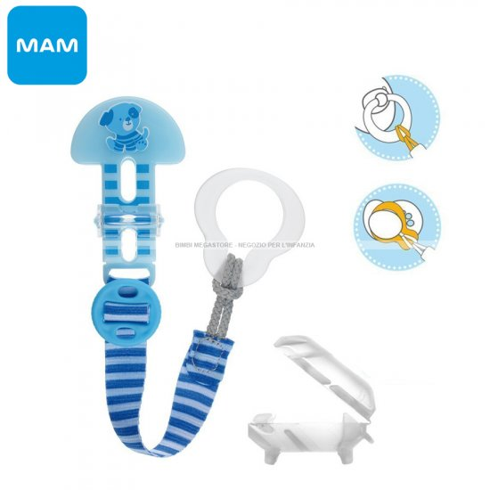 Mam - Clip It & Cover