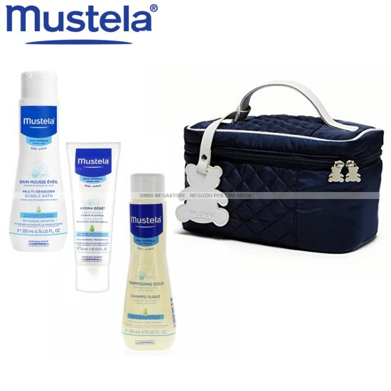 Mustela - Mustela Vanity Travel Set