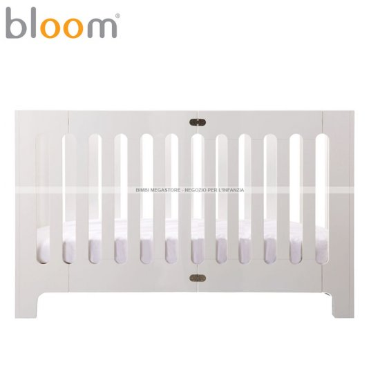 Bloom - Alma Max Solid Wood Lettino