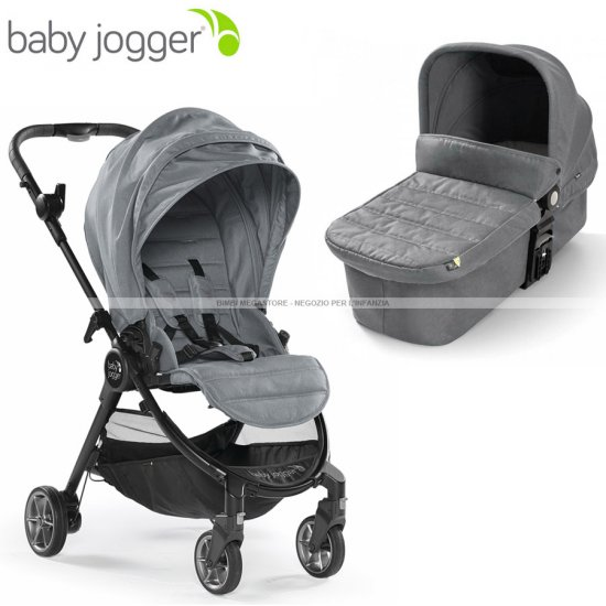 Baby Jogger - City Tour Lux Duo Passeggino E Navetta