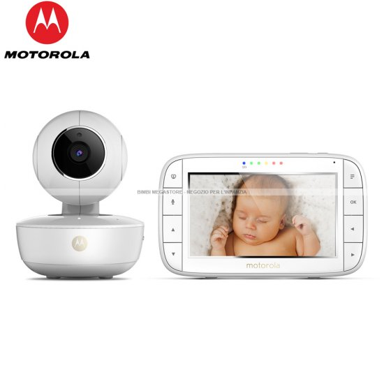 Motorola - Video Baby Monitor Mbp55