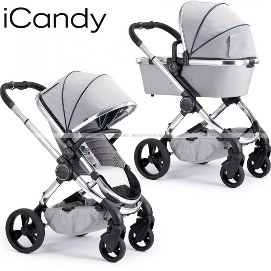 Icandy - Peach Chrome Combo Set Duo