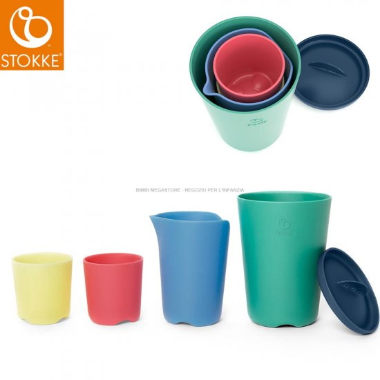 Stokke - Stokke Flexibath Toy Cups