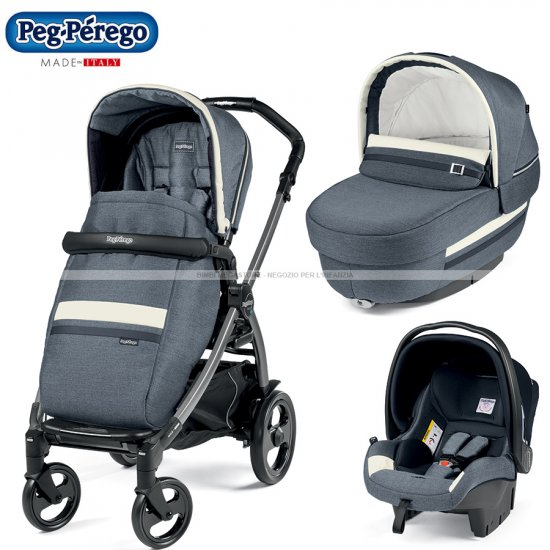 Peg Perego - Book 51 Elite Modular Trio 2019