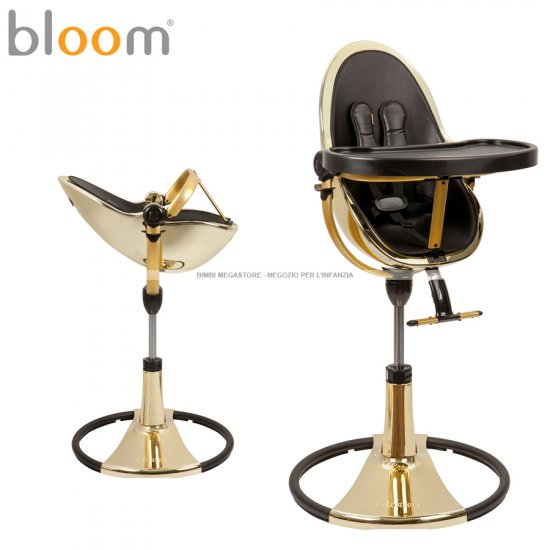 Bloom - Fresco Chrome Solar Gold