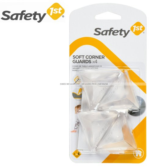 Safety 1St - Soft Corner Guards Paraspigoli Morbidi