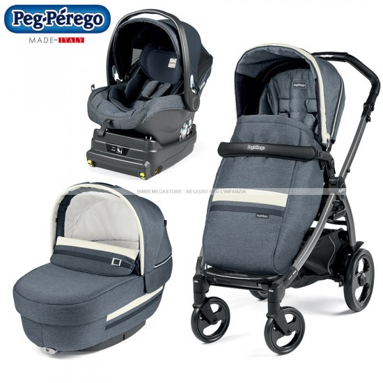 Peg Perego - Book 51 Elite Trio Isize 2019