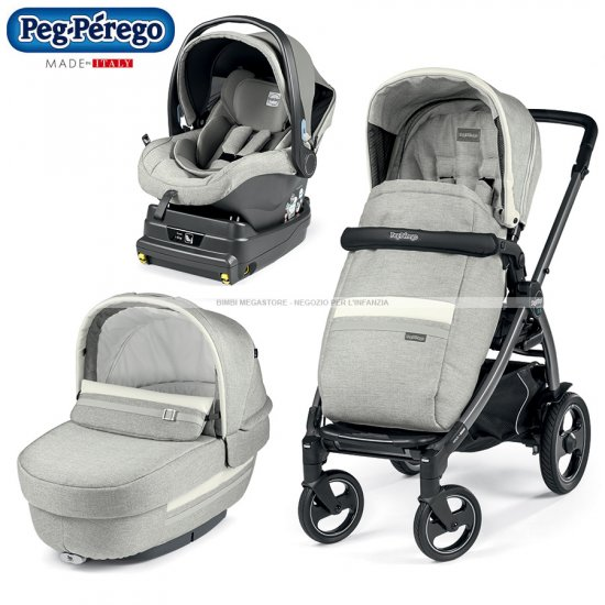 Peg Perego - Book 51 S Elite Trio Isize 2019