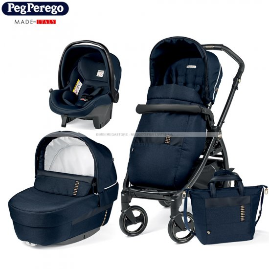 Peg Perego - Book 51 Elite Modular 2020 Trio Rock