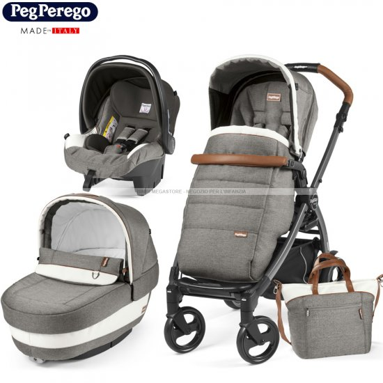 Peg Perego - Book 51 Elite Modular 2020 Trio Polo