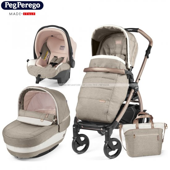 Peg Perego - Book 51 Elite Modular Trio 2020 Mon Amour