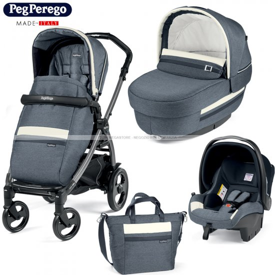 Peg Perego - Book 51 Elite Modular Trio 2020