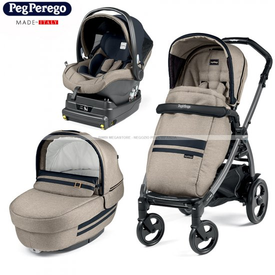 Peg Perego - Book 51 Elite Trio Isize 2020