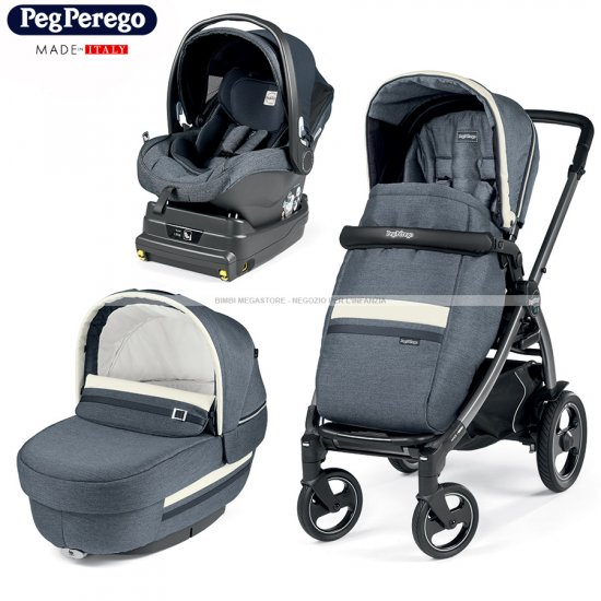 Peg Perego - Book 51 S Elite Trio Isize 2020
