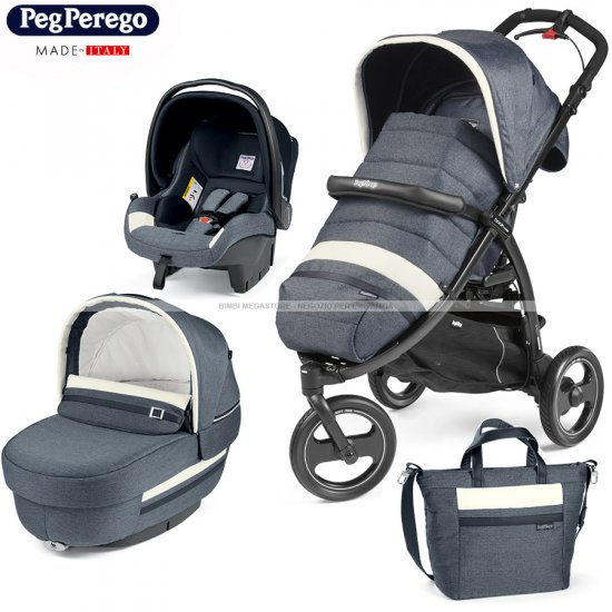 Peg Perego - Book Cross Elite Modular Trio 2020