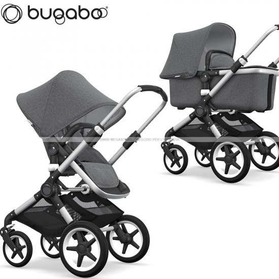 Bugaboo - Fox Duo Alluminio
