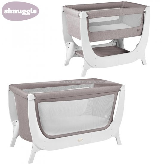 Shnuggle - Air Crib E Cot Culla Co-Sleeping Trasformabile