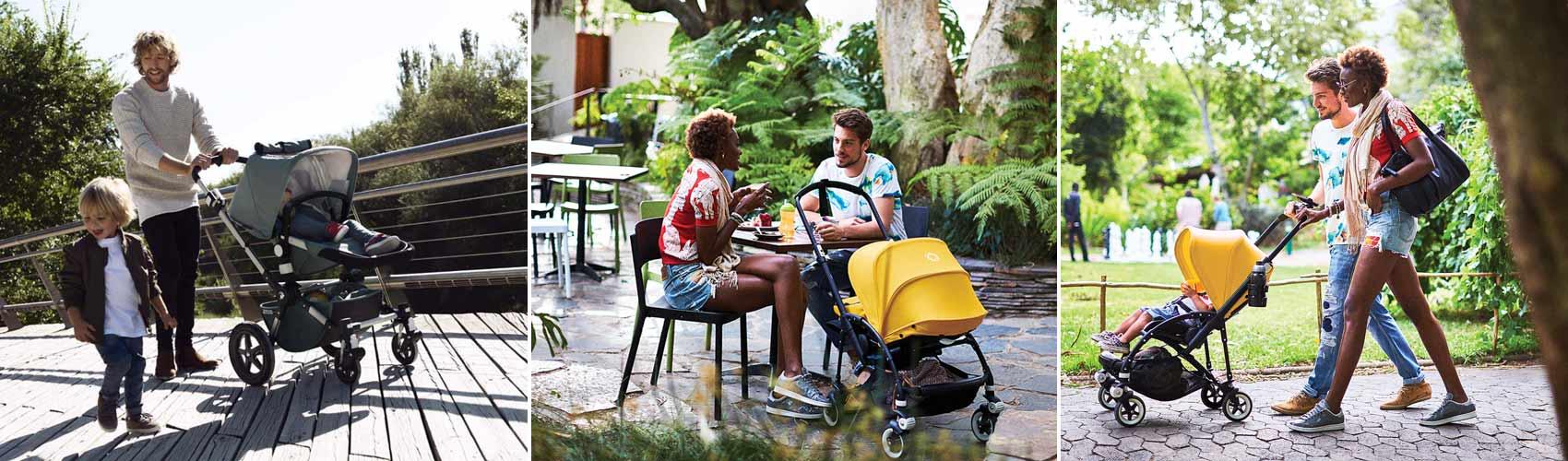 Bugaboo passeggino vendita on line - Bimbi Megastore negozio prima infanzia